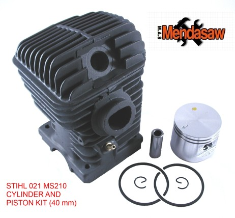 STIHL-021-MS210-CYLINDER KIT
