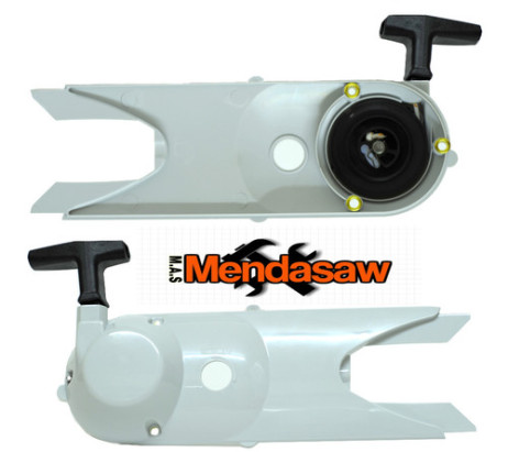 SPARE PARTS FOR STIHL TS400 STARTER HOUSING COMPLETE NEW FULL UNIT JUST BOLT ON