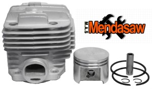 STIHL TS400 CYLINDER &PISTON KIT logo